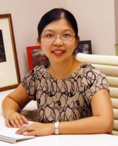 Dr Amy Tang Gynaecologist